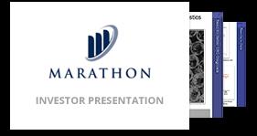 Marathon Patent Group Investor Presentation