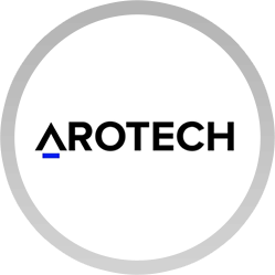 Launch new Arotech branding including website, logos and presentations.