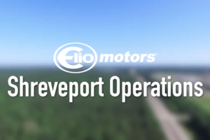 Elio Motors Shreveport Operations