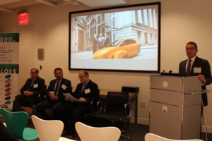 Elio Motors Press Conference at OTC Markets