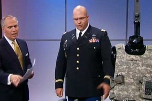 U.S. Army Major Mark Owens Discusses SWIPES