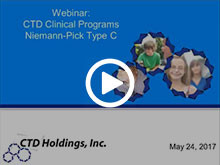 CTD Clinical Programs Webinar