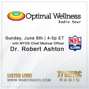 Optimal Wellness Radio Hour Featuring MYOS Chief Medical Officer Dr. Robert Ashton Airs Sunday June 8th on WABC 77