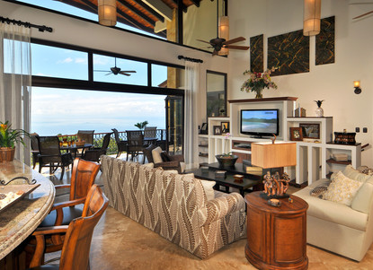Sitting Area - Casa Big Sur (8/14)
