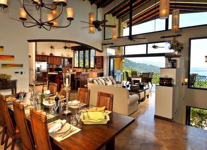 Dining Area 2 - Casa Big Sur (9/14)