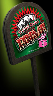 Three Card Prime