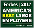 Forbes 2106: America's Best Large Employers
