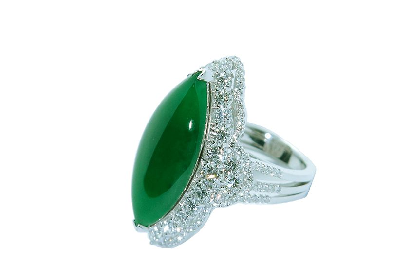 Jewelry • Jade Ring