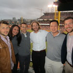 Trout Group & Friends @ San Francisco Giants game April 2016