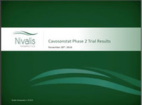 Cavosonstat Phase 2 Trial Results