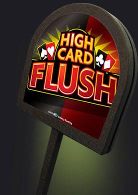 High Card Flush