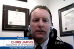 BNN Interview with Chris Jarvis on October 18, 2017