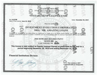 NV State Licensure