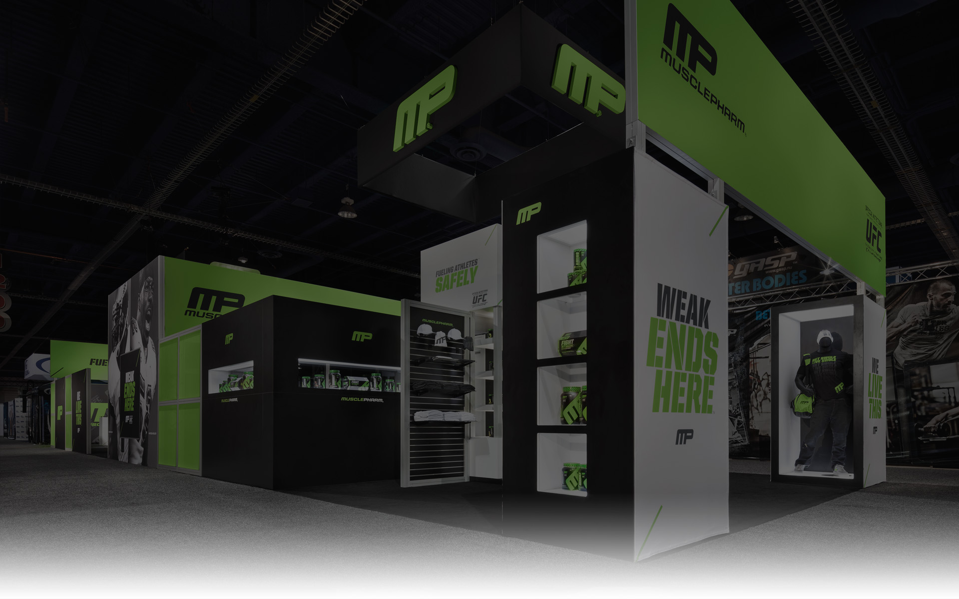The arnold schwarzenegger blueprint by musclepharm debuts at musclepharmcorpbgtradeshow malvernweather Gallery