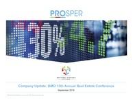 BMO 13th Annual Real Estate Conference
