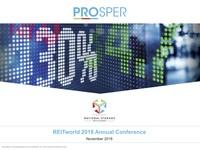 REITworld 2018 Annual Conference