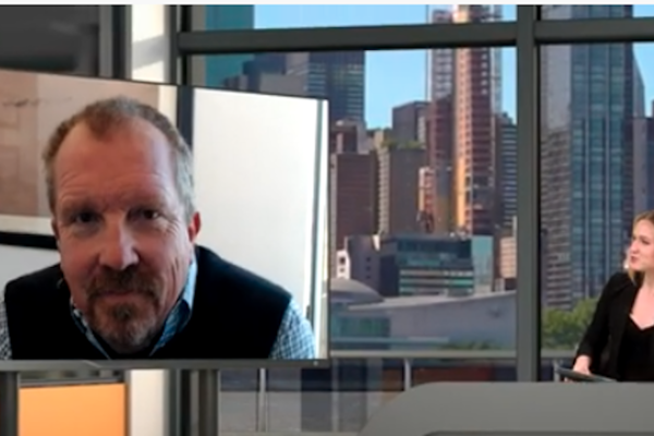 Proactive Investors: Interview with George Holmes