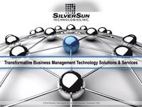SilverSun Technologies, Inc. Investor Presentation
