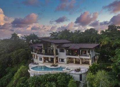 Main House Arial Photo - Casa Big Sur (2/50)