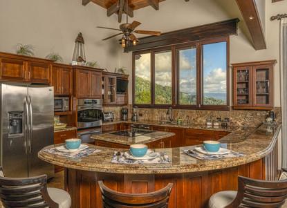 Kitchen Area - Casa Big Sur (8/50)