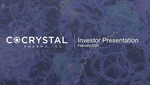 Noble Capital Markets' 16th Annual Investor Conference Webcast<br><br>February 18, 2020