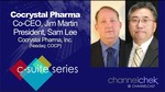 C-Suite Interview with Cocrystal Pharma (COCP) Interim Co-CEOs Sam Lee, President & James Martin, CFO<br><br>June 9, 2021