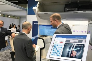 Astronics to Demonstrate New Connected Aircraft Technologies at APEX Expo