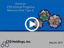 CTD Clinical Programs Webinar