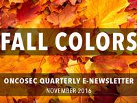 OncoSec Quarterly Update: November 2016