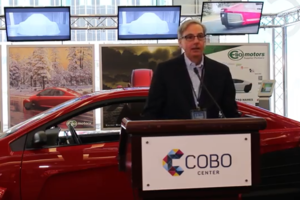 NAIAS press conference