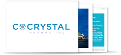 Cocrystal Pharma, Inc. Investor Presentation
