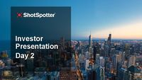 Analyst and Investor Day Presentation – Session 2.