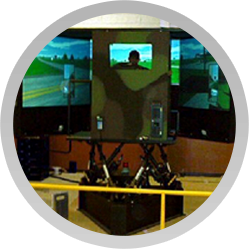 FAAC fields the first Operator Driving Simulators (ODS) with the U.S. Army