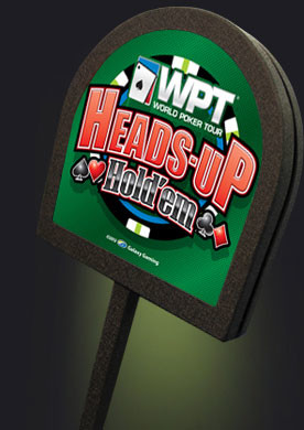 Heads-Up Hold 'em