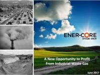 Ener-Core Investor Presentation - June 2017