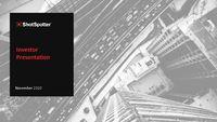 Investor Presentation – Business Overview