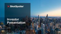 Analyst and Investor Day Presentation – Session 1