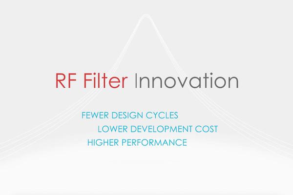 RF Filter Innovation