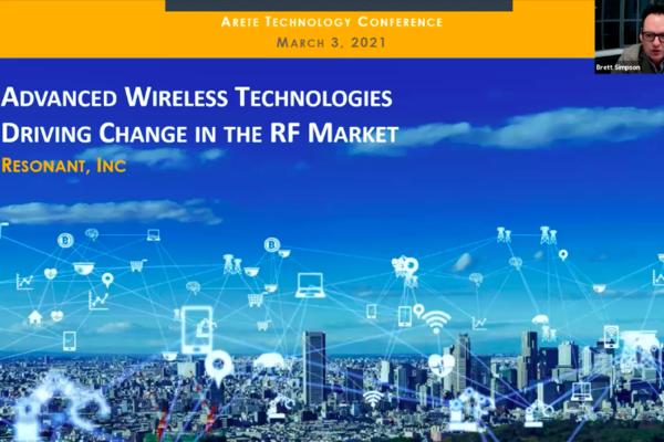 Arete Tech Conference