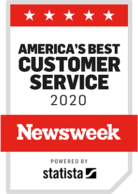 Newsweek: America's Best Customer Service 2020