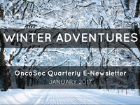 OncoSec Quarterly Update: January 2017