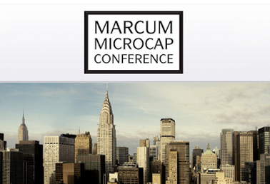 MYOS Corporation to Present at the Third Annual Marcum MicroCap Conference