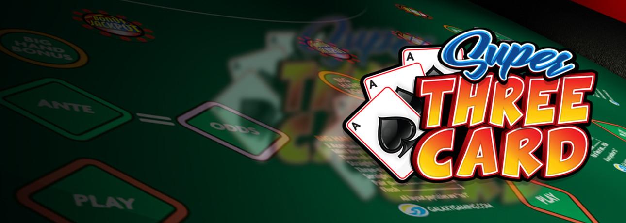 SUPER 3 CARD