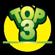 21+3 Top 3