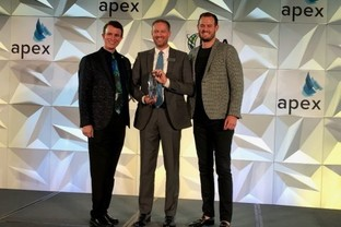 Astronics Honored with Best Cabin Innovation Award by APEX and IFSA