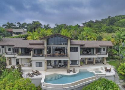 Main House Arial Photo - Casa Big Sur (1/50)