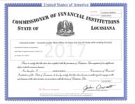 LA State Licensure
