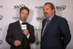 SNNLive Interview with George Holmes, CEO of Resonant Inc. at The MicroCap Conference 2017 in October 2017 in New York City