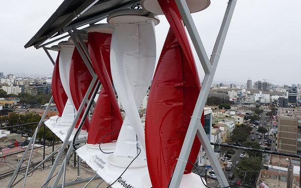 Lima, Peru Installation