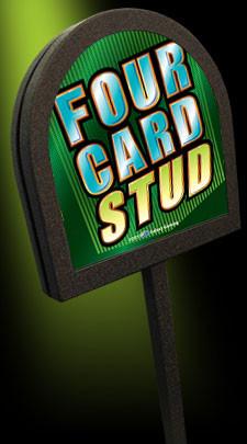 Four Card Stud